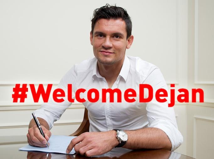 Welkom Dejan Lovren, vaarwel €10 miljoen. Niet wat veel voor een in Frankrijk mislukte verdediger?