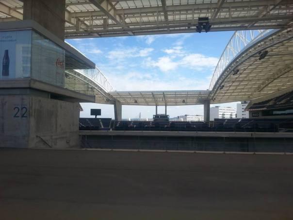 Estadio do Dragão, de prachtige thuishaven van FC Porto