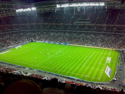 Het zal sowieso lastig worden om een net zo legendarisch stadion als Wembley te krijgen