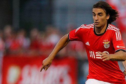 FUTEBOL - Markovic jogador do Benfica