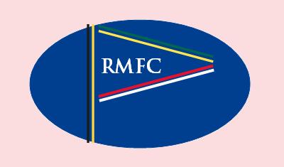 De zes gekleurde lijnen verwijzen naar de drie 'oude' clubs. Het blauw staat symbool voor Zuid-Limburg