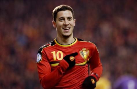 Eden Hazard, wordt hij de ster van dit WK? Foto: completesportsnigeria.com