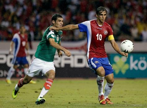 Costa Rica levert één van de stijlvolste spelers van het WK: Bryan Ruiz. Foto: pri.org