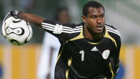 Lille-keeper Vincent Enyeama, loodst hij zijn land naar de volgende ronde? Foto: Africatopsports.com